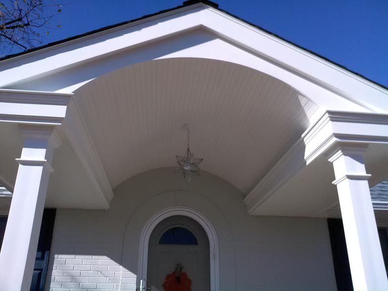 Photo gallery for Barrel vault roof